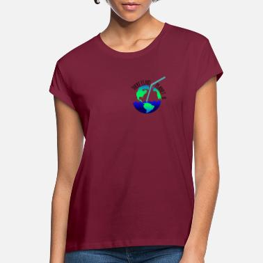 Planet There is no planet B! - Women's Loose Fit T-Shirt