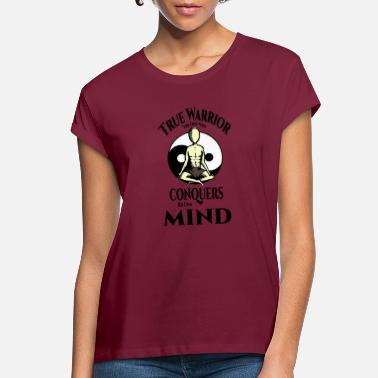 Conquer Conquer Your Mind - Women's Loose Fit T-Shirt