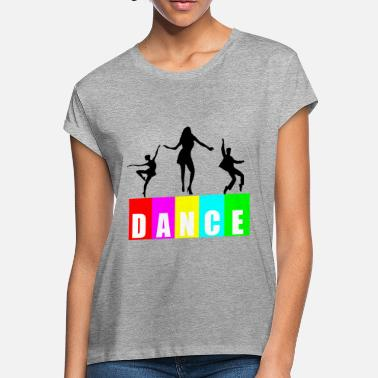 Dance Logos dance logo - Women's Loose Fit T-Shirt