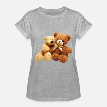 Orange Bear bears - Women's Relaxed Fit T-Shirt