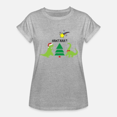 Extinct Merry Extinction - Women's Relaxed Fit T-Shirt