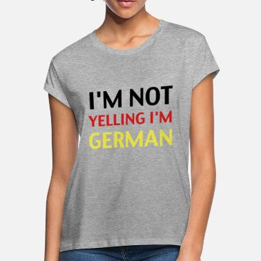 Yell I'm Not Yelling - Women's Loose Fit T-Shirt