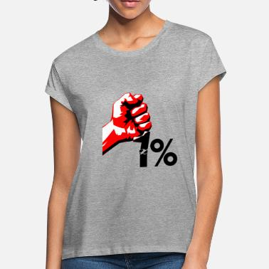 Occupy occupy - Women's Loose Fit T-Shirt