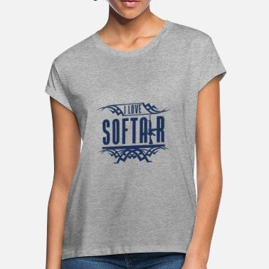 Softair Gun Airsoft Squad Softair Softair Gun Airsoft Team - Women's Loose Fit T-Shirt