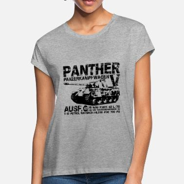 War Panther Tank - Women's Loose Fit T-Shirt