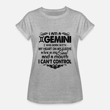 I Am A Gemini I Am A Gemini Shirt - Women's Relaxed Fit T-Shirt