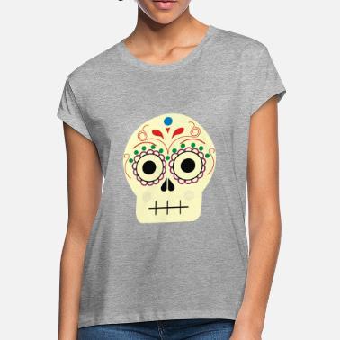 78bc80d9a51 Vintage Skull Skulls vintage - Women  39 s Loose Fit T-Shirt
