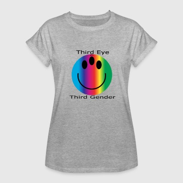 Third Eye, Third Gender - Women's Relaxed Fit T-Shirt