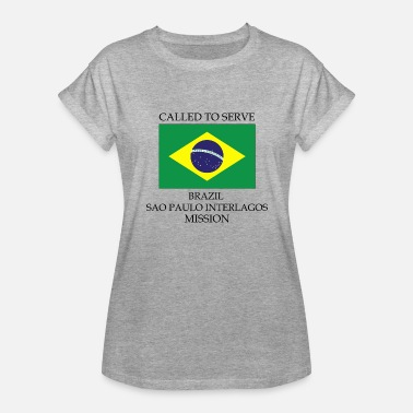 Paulo Brazil Sao Paulo Interlagos LDS Mission Called - Women's Relaxed Fit T-Shirt