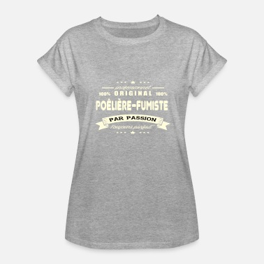 Fume Original Fireplace-Fume Stove - Women's Relaxed Fit T-Shirt