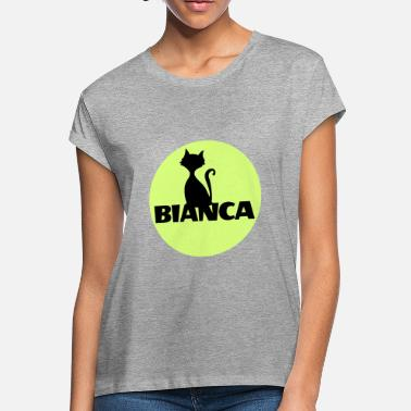 First Name Bianca name first name - Women's Loose Fit T-Shirt