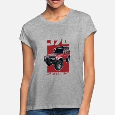 Landcruiser J70 Series Toyota Landcruiser - Women's Loose Fit T-Shirt