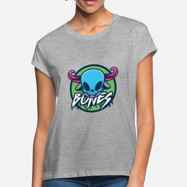 Bull bones - Women's Loose Fit T-Shirt