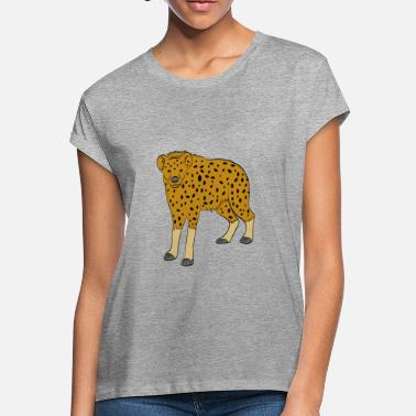 Hyenas Hyena - Women's Loose Fit T-Shirt