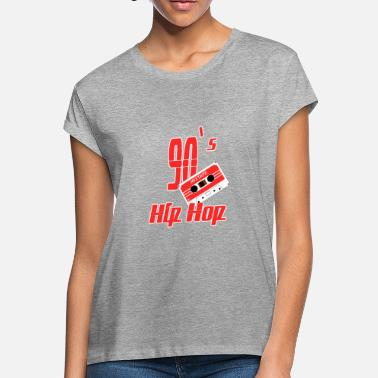 Rapper 90s Hip Hop - Women's Loose Fit T-Shirt