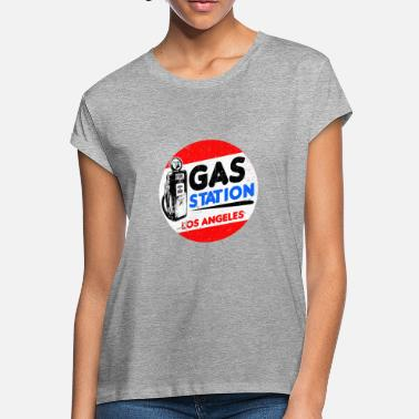Gas Station GAS STATION - Women's Loose Fit T-Shirt