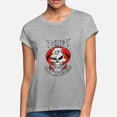 Raider Raider star - Women's Loose Fit T-Shirt