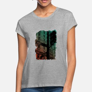 Wallstreet Wallstreet - Women's Loose Fit T-Shirt