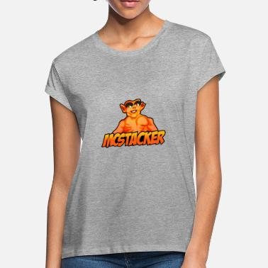 Official Mascot MCStacker Mascot - Women's Loose Fit T-Shirt