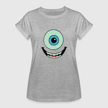 Mike Wazowski Mike Wazowski monstres - Women's Relaxed Fit T-Shirt