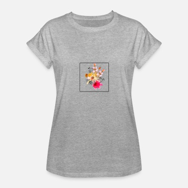 Poppy Flowers Flower Poppy bunch of flowers - Women's Relaxed Fit T-Shirt
