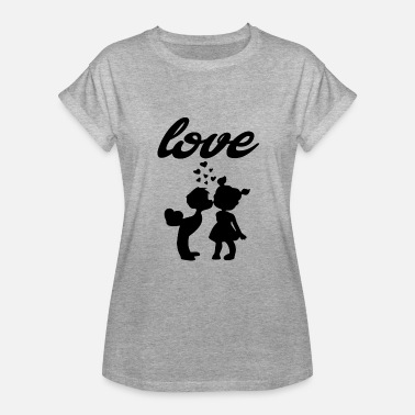 Xxx Gift love xxx - Women's Relaxed Fit T-Shirt