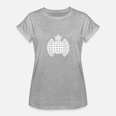 Ministry of Sound - Women's Relaxed Fit T-Shirt