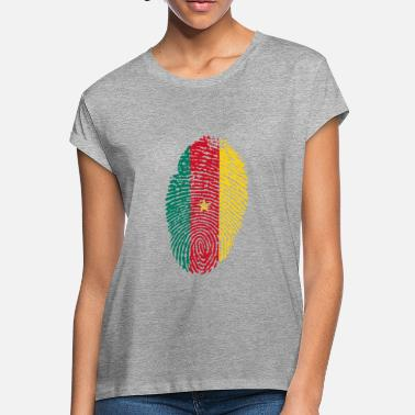Cameroon cameroon - Women's Loose Fit T-Shirt