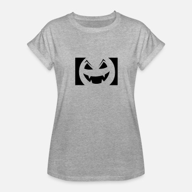 Smile Scary Scary Smile Isle - Women's Relaxed Fit T-Shirt