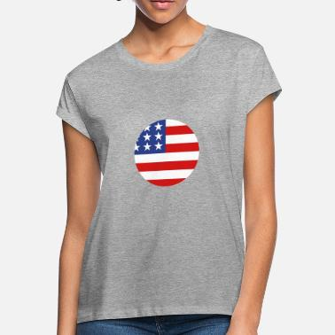 United States United States - Women's Loose Fit T-Shirt