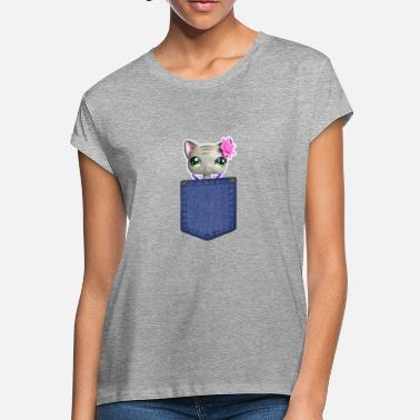 Official Mascot Shirt - Jess Pocket Mascot - Women's Loose Fit T-Shirt