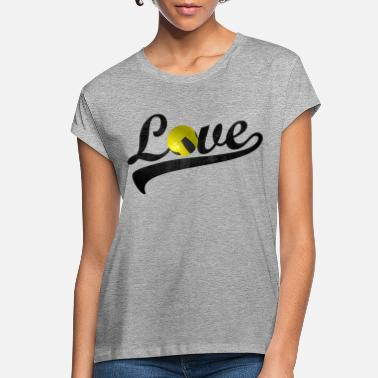 Volley love volley - Women's Loose Fit T-Shirt