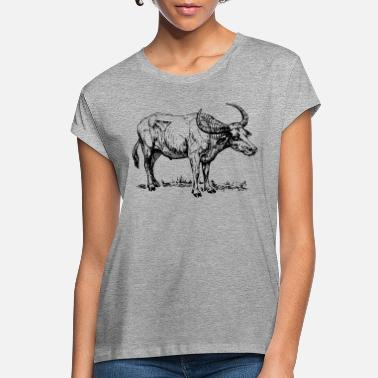 Water bull - Women's Loose Fit T-Shirt