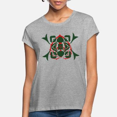 Inka Inka leafz - Women's Loose Fit T-Shirt