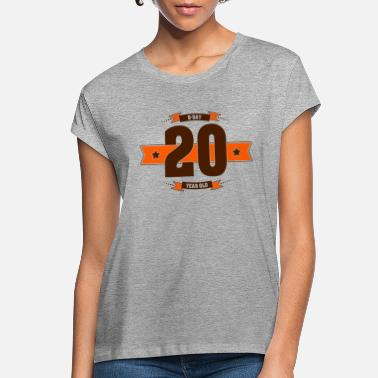 B Day B-day 20 - Women's Loose Fit T-Shirt