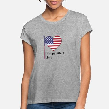 The British Empire Independence Day - Women's Loose Fit T-Shirt