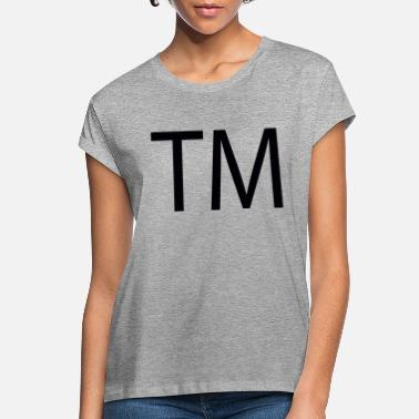 Trademark Trademark Synbol - Women's Loose Fit T-Shirt