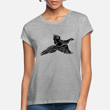 Pheasant pheasant - Women's Loose Fit T-Shirt
