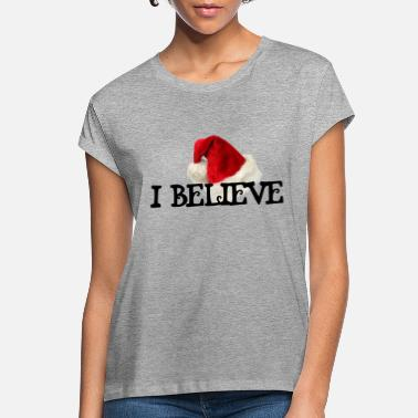 Implexity I Believe - Women's Loose Fit T-Shirt