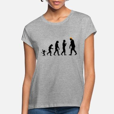 Parody Funny trump evolution - Women's Loose Fit T-Shirt