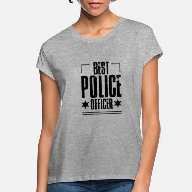 Policeman Policeman - Women's Loose Fit T-Shirt