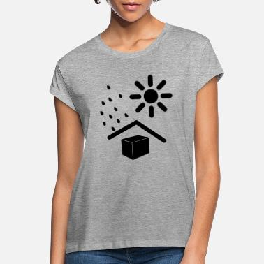 Weather weathered - Women's Loose Fit T-Shirt