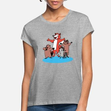 Rodent rodent - Women's Loose Fit T-Shirt