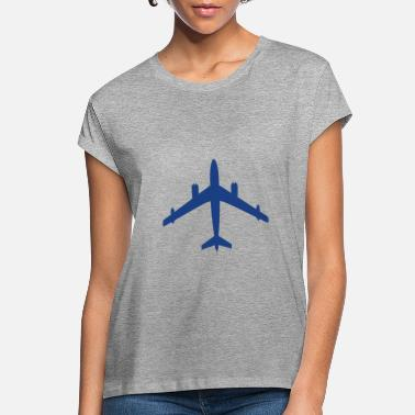 Military Aircraft B47 Military Aircraft - Women's Loose Fit T-Shirt