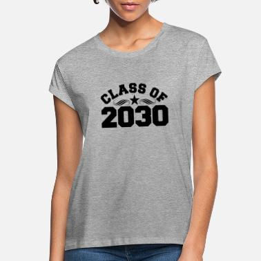 Class Reunion Class of 2030 (Are you one of us?) | Batchmates - Women's Loose Fit T-Shirt