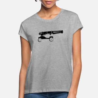 Cannon Cannon - Women's Loose Fit T-Shirt