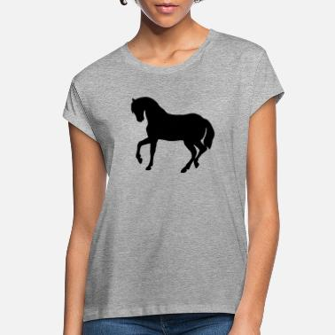 Cute Pony - Women's Loose Fit T-Shirt
