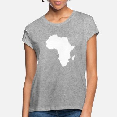 Africa Africa - Women's Loose Fit T-Shirt