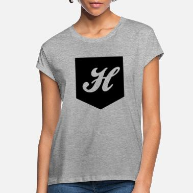 Monogram Monogram Pocket - Women's Loose Fit T-Shirt