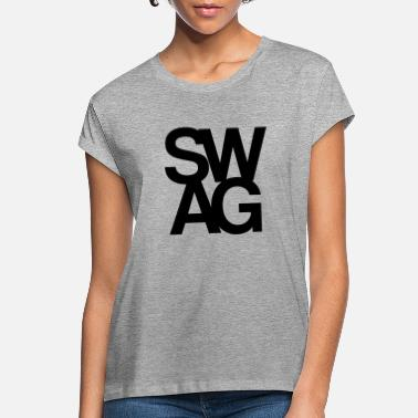 Swag SWAG - Women's Loose Fit T-Shirt